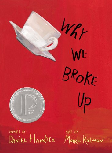 Why We Broke Up   2012 edition cover