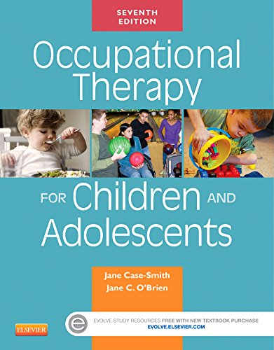 Occupational Therapy for Children:   2014 edition cover