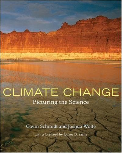 Climate Change Picturing the Science  2009 edition cover