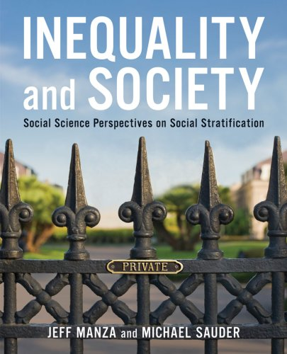 Readings on Social Inequality to Accompany Inequalities and Societies   2002 edition cover