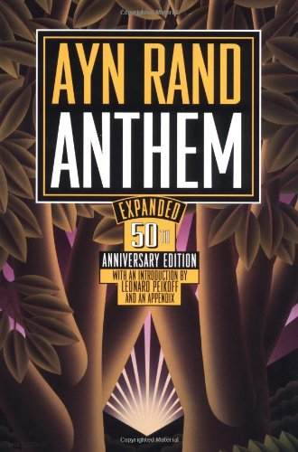 Anthem  50th 1995 (Anniversary) edition cover