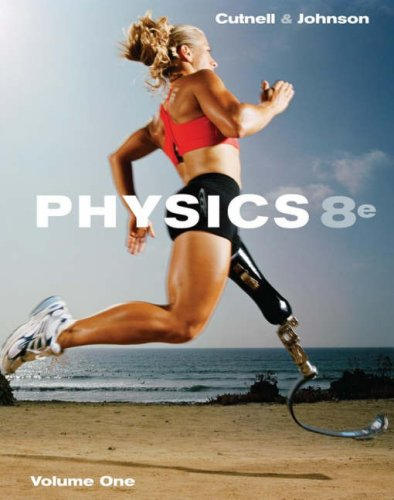 Physics, Chapters 17-32  8th 2010 edition cover