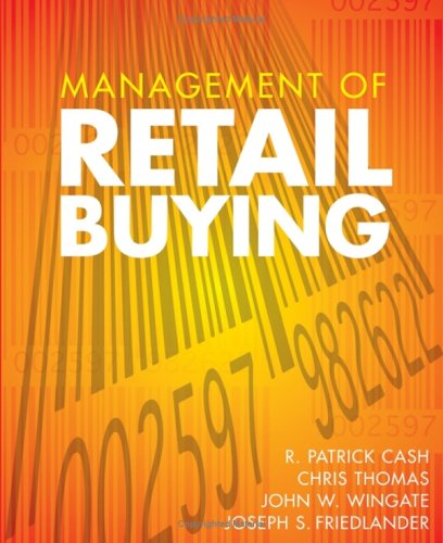 Management of Retail Buying   2006 9780471723257 Front Cover