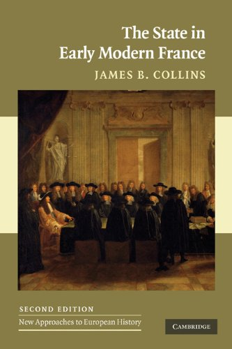 State in Early Modern France  2nd 2009 (Revised) edition cover