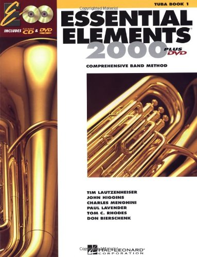 Essential Elements for Band Tuba N/A edition cover