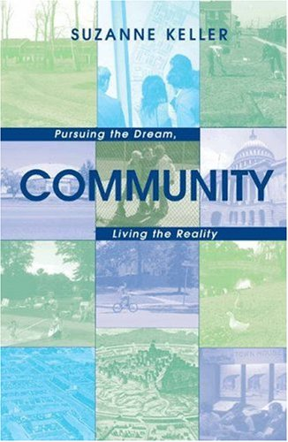 Community Pursuing the Dream, Living the Reality  2005 edition cover