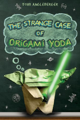 Strange Case of Origami Yoda   2010 edition cover