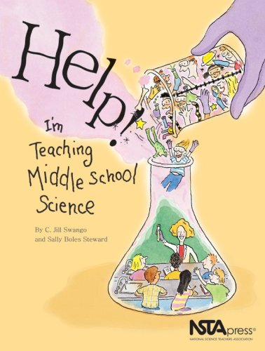 Help! I'm Teaching Middle School Science   2002 edition cover