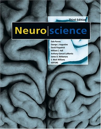 Neuroscience  3rd 2004 edition cover