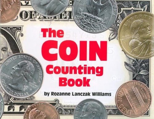 Coin Counting Book   2001 9780881063257 Front Cover