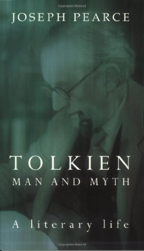 Tolkien Man and Myth  1998 edition cover