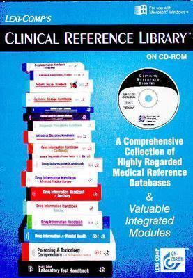 Clinical Reference Library  2004 edition cover