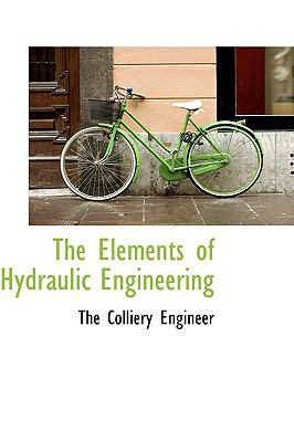 Elements of Hydraulic Engineering  N/A 9781110908257 Front Cover