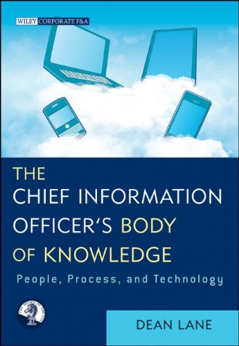 Chief Information Officer's Body of Knowledge People, Process, and Technology  2011 edition cover