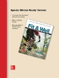 Fit & Well: Core Concepts and Labs in Physical Fitness and Wellness Edition  2016 9781259751257 Front Cover
