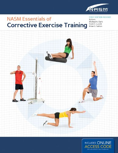 NASM Essentials of Corrective Exercise Training First Edition Revised   2014 9781284050257 Front Cover