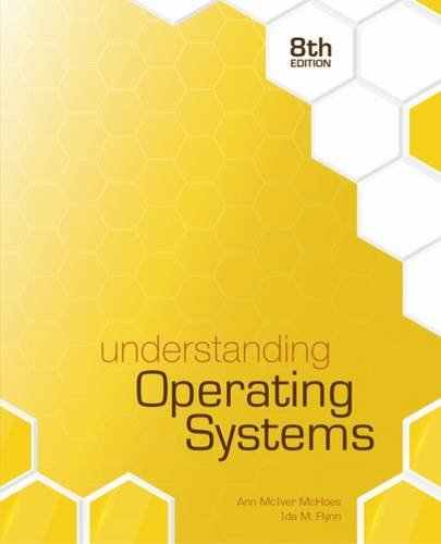 Understanding Operating Systems:   2017 9781305674257 Front Cover