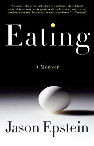 Eating A Memoir N/A 9781400078257 Front Cover