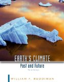 Earth's Climate: Past and Future  2013 9781429255257 Front Cover