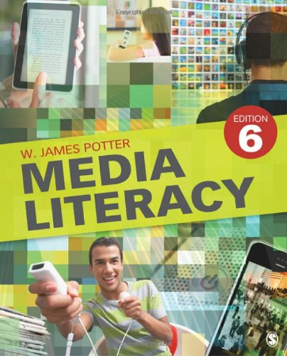 Media Literacy  6th 2013 edition cover