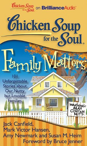 Family Matters: 101 Unforgettable Stories About Our Nutty but Lovable Families  2011 edition cover