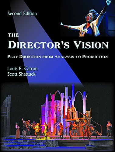 The Director's Vision: Play Direction from Analysis to Production  2015 edition cover