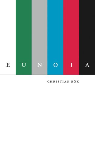 Eunoia  2nd 2009 edition cover