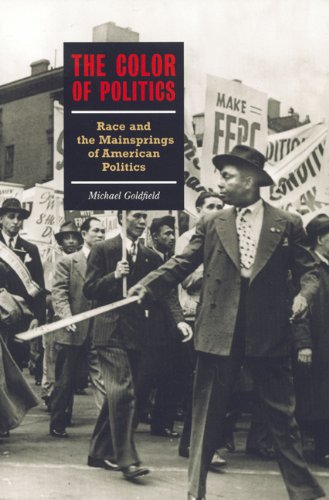 Color of Politics Race and the Mainsprings of American Politics  1997 edition cover
