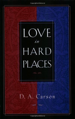 Love in Hard Places   2002 edition cover