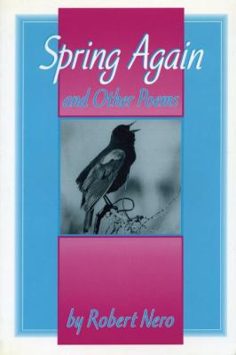 Spring Again And Other Poems  1997 9781896219257 Front Cover