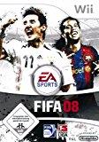 FIFA 08 Nintendo Wii artwork
