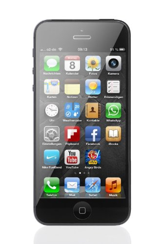 Apple iPhone 5 - 16GB - Black (Sprint) product image