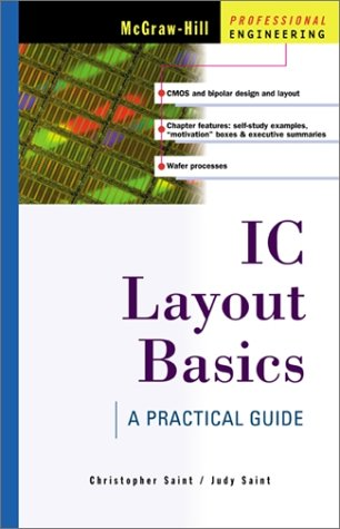 IC Layout Basics A Practical Guide  2002 edition cover