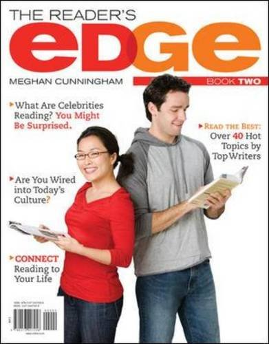Reader's Edge   2011 edition cover