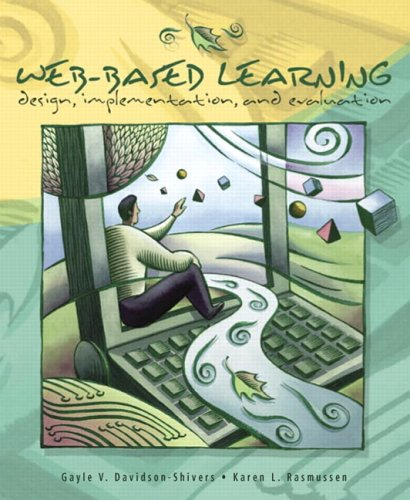 Web-Based Learning Design, Implementation, and Evaluation  2006 edition cover