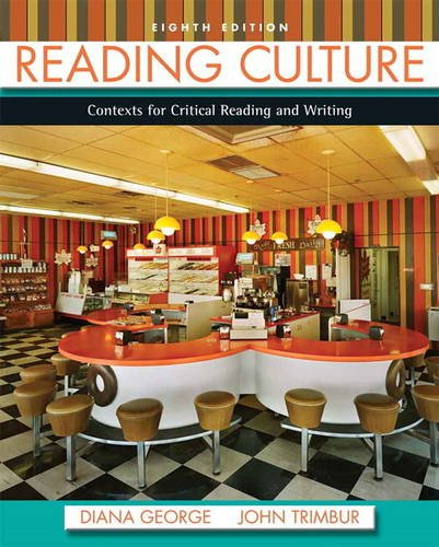 Reading Culture  8th 2012 (Revised) edition cover
