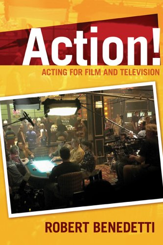 Action! Professional Acting for Film and Television  2007 edition cover