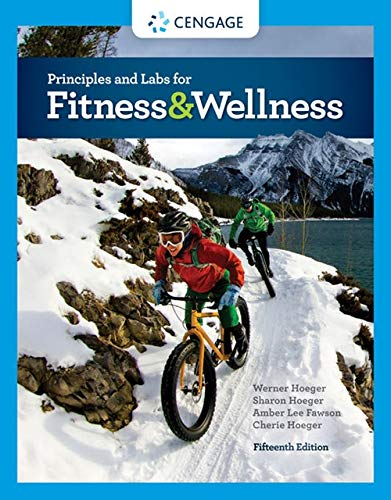 Principles and Labs for Fitness and Wellness:   2019 9780357020258 Front Cover