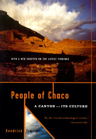 People of Chaco A Canyon and Its Culture  2005 (Revised) edition cover