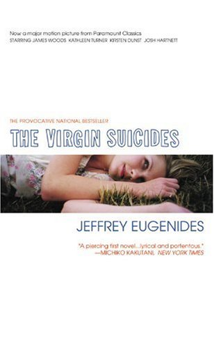 Virgin Suicides   1993 edition cover
