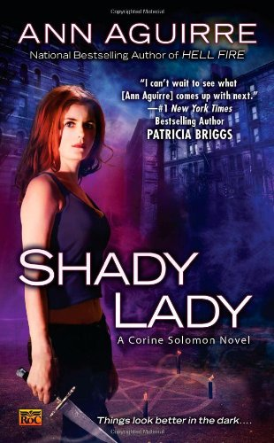 Shady Lady A Corine Solomon Novel N/A 9780451463258 Front Cover