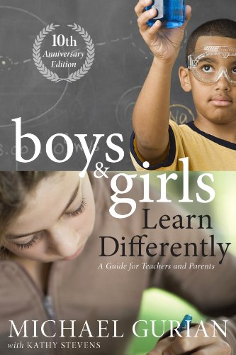 Boys and Girls Learn Differently! A Guide for Teachers and Parents 10th 2010 (Revised) edition cover