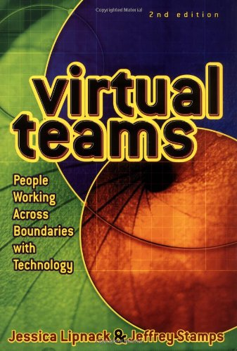 Virtual Teams People Working Across Boundaries with Technology 2nd 2000 (Revised) edition cover