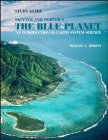 Blue Planet An Introduction to Earth System Science  1995 (Student Manual, Study Guide, etc.) 9780471599258 Front Cover