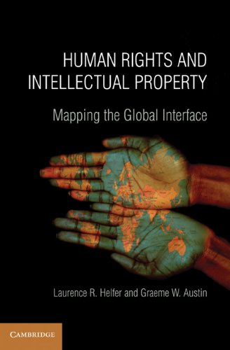 Human Rights and Intellectual Property Mapping the Global Interface  2011 9780521711258 Front Cover