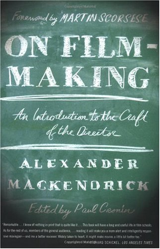 On Film-Making An Introduction to the Craft of the Director  2005 edition cover