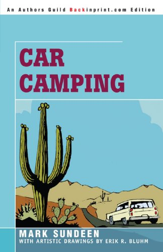 Car Camping  N/A edition cover