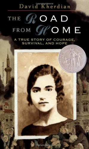 Road from Home The Story of an Armenian Girl N/A edition cover