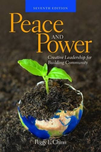 Peace and Power Creative Leadership for Building Community 7th 2008 (Revised) edition cover