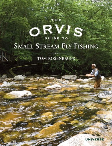 Orvis Guide to Small Stream Fly Fishing   2011 edition cover